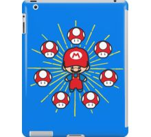 Magic Plumber iPad Case/Skin