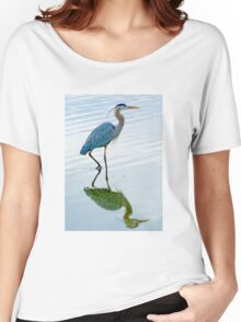 Blue Heron Women's Relaxed Fit T-Shirt