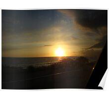 california sun Poster