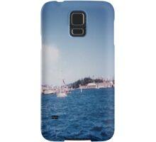 Ships in Dock Samsung Galaxy Case/Skin
