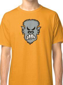 Angry Halloween Werewolf Classic T-Shirt