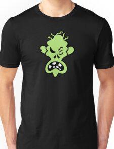 Angry Halloween Zombie Unisex T-Shirt