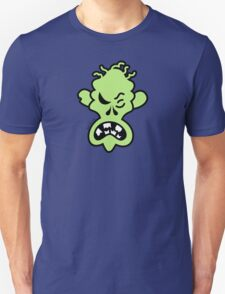 Angry Halloween Zombie T-Shirt