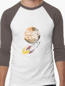 Cheesy Poofs Men's Baseball ¾ T-Shirt