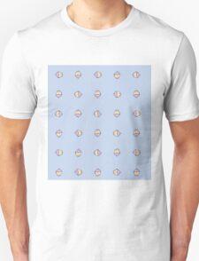 Cute pink cupcakes  Unisex T-Shirt