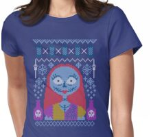 Sally-mas Womens Fitted T-Shirt