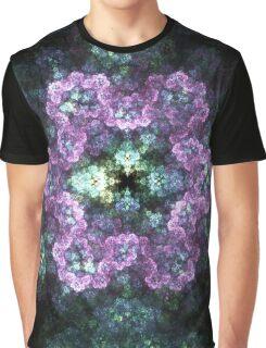 The Carbon Flower | Future Fashion Graphic T-Shirt