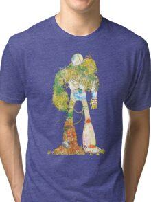 No More Machines Tri-blend T-Shirt