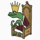 The Lizard King by Brett Gilbert