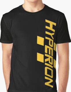 Hyperion Yellow Graphic T-Shirt