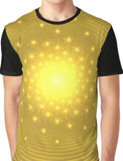 Universal Progression Toward Enlightenment | Future Art Fashion | Remix Graphic T-Shirt