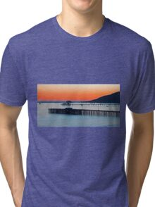 Avila Beach, California Tri-blend T-Shirt