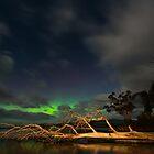 Aurora Australis, Huon Estuary (2nd visit) by NickMonk