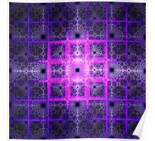 Tiles of Rubix   Future Art Fashion   Remix Poster