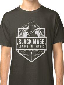 League of Magic: Black Classic T-Shirt