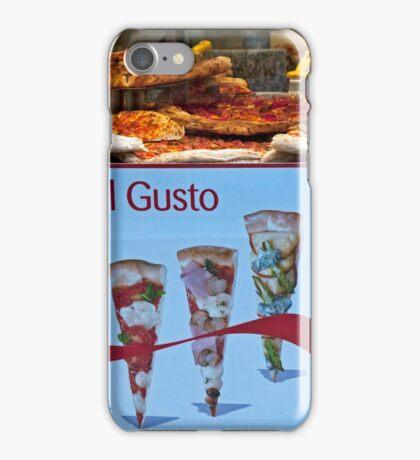 Vivi Il Gusto! iPhone Case/Skin