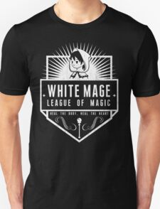 League of Magic: White T-Shirt