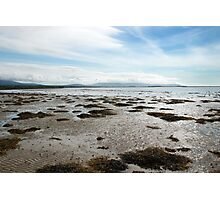 Empty Welsh Beach Photographic Print