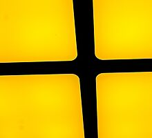 rubix in yellow by Jan Stead JEMproductions