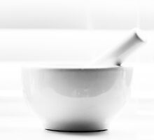 Mortar and Pestle by Andrew Robinson