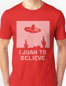 I Juan to Believe - Ugly Christmas T-Shirt