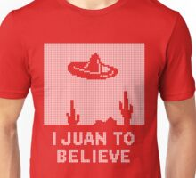 I Juan to Believe - Ugly Christmas Unisex T-Shirt