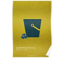 Blueberries for Sal Poster