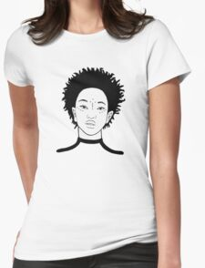 willow smith Womens Fitted T-Shirt