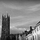Warwick Cathedral  by Lou Wilson