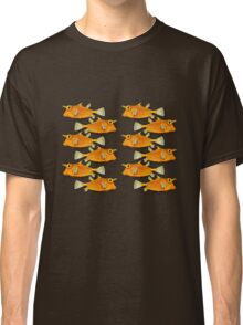 many fish [zip split) Classic T-Shirt