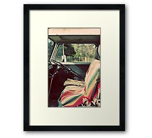 Summer Love... Framed Print
