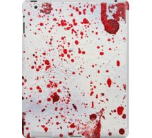 Oil Painting Graphic Shirt 2 iPad Case/Skin