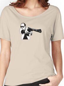 Hunter S Thompson - Gun Women's Relaxed Fit T-Shirt