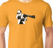 Hunter S Thompson - Gun Unisex T-Shirt