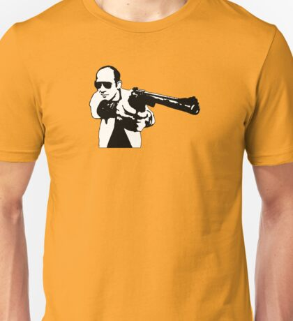 Hunter S Thompson - Gun Unisex T-Shirt