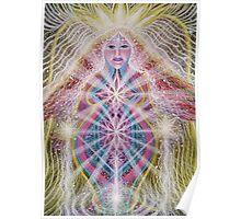 RADIANCE- Angel of the Inner Light Poster