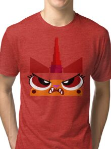 No Frowny Faces Tri-blend T-Shirt