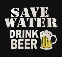 Drink water Beer Kids Clothes