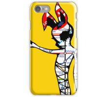 neferbuni Lu Yello iPhone Case/Skin