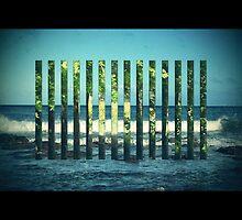 Locked by Sea by James McKenzie