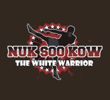 Kickboxer JCVD - Nuk Soo Kow - The White Warrior by metacortex