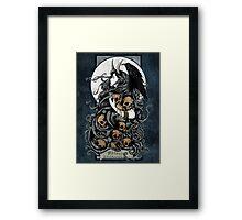 Astarte Framed Print