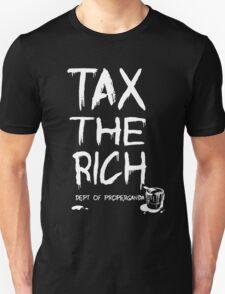 Tax The Rich Unisex T-Shirt