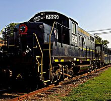 Blue Ridge Scenic Railway ~ Part One by artisandelimage