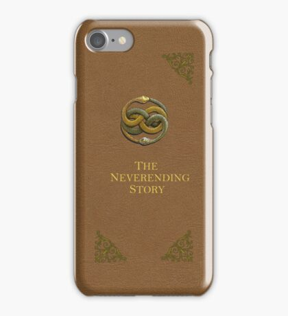 The Never Ending Story iPhone Case/Skin