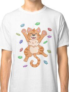 Kitty Heaven Orange Fur  Classic T-Shirt