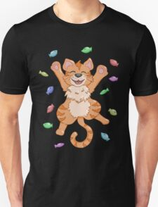 Kitty Heaven Orange Fur  T-Shirt