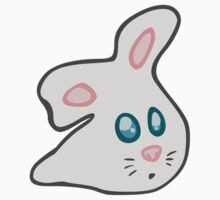 Bunny Rabbit Blob  by hybridwing