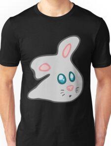 Bunny Rabbit Blob  Unisex T-Shirt