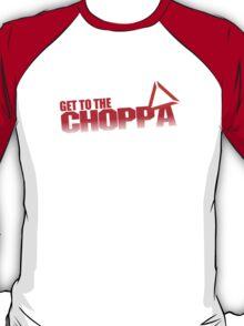 Predator - Arnie - Get to the Choppa T-Shirt